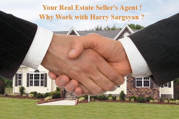 Granada Hills seller agent Harry Harout Sargsyan